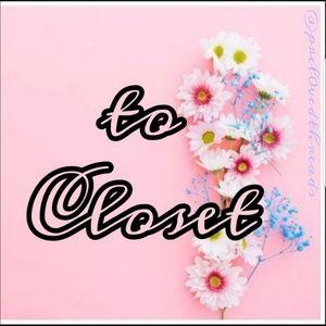 My Closet 🌸